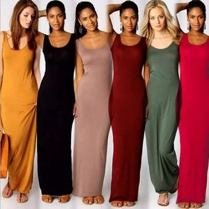 Maxi dresses long dress